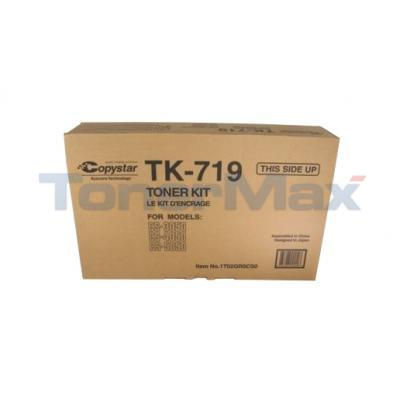 COPYSTAR KM-3050 5050 TONER KIT BLACK